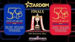 Stardom 5Star GP Finals (9/19) Results: 5Star GP 2020 Winner Crowned