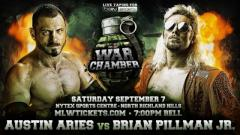Austin Aries Faces Brian Pillman Jr At MLW War Chamber