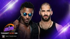 WWE 205 Live Results for 9/25/20 Isaiah Scott vs Ariya Daivari, Mansoor vs Ashante Adonis