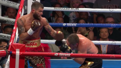 Caleb Plant Stops Mike Lee In Three Rounds, Retains IBF Super Middleweight Title