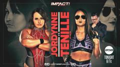 IMPACT Wrestling Results & Live Coverage for 9/22/20 Tenille Dashwood vs Jordynne Grace