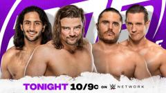 WWE 205 Live Results & Live Coverage for 10/30/20 Curt Stallion vs Ariya Daivari