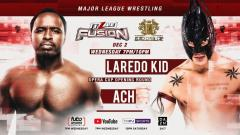 ACH vs. Laredo Kid In Opening Round Of Opera Cup Tournament Set For 12/2 MLW Fusion