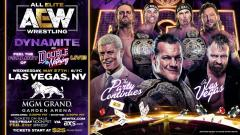 AEW Dynamite Set For Las Vegas For Double Or Nothing Fallout Show