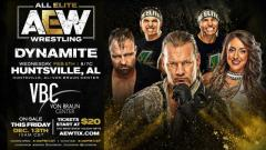 AEW Dynamite Coming To Huntsville, Alabama On 2/5 & Austin, Texas On 2/12