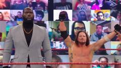AJ Styles Introduces New Bodyguard On WWE Raw