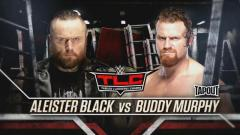 Aleister Black vs. Buddy Murphy Confirmed For WWE TLC; Updated Card