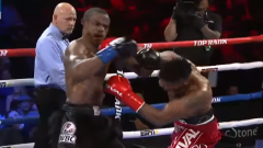 Eleider Alvarez Knocks Out Michael Seals On ESPN, Rebounds From 2019 Loss To Sergey Kovalev