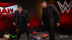 Authors Of Pain Appear On WWE Raw, Attack Zack Ryder & Curt Hawkins