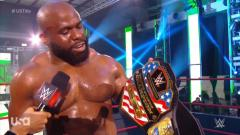 Apollo Crews Defeats Andrade To Win WWE United States Championship On Raw