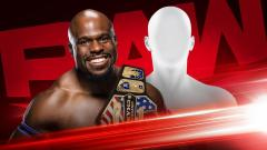 Apollo Crews' First United State Title Defense, Champion vs. Champion Match Added For 6/1 WWE Raw