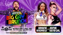 Ariana Andrew, Formerly Known As Cameron, To Have First Wrestling Match Since 2016