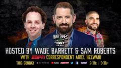 Ariel Helwani Working TakeOver: WarGames Pre-Show, Thunder Rosa Attacks Britt Baker | Post-AEW/NXT Fight-Size Update