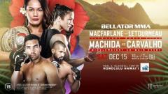 Bellator 213 Results: The Women's Flyweight Title Is On The Line & The Promotional Debut Of Lyoto Machida!