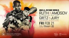 Bellator 239 Results: Ed Ruth vs. Yaroslav Amosov Headlines, Plus Myles Jury & Timothy Johnson
