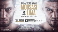 Bellator 250 Results: A New Middleweight Championship Is Crowned, Plus AEW's Jake Hager Fights!