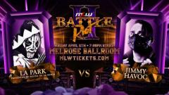 LA Park vs. Jimmy Havoc Signed For MLW Battle Riot II