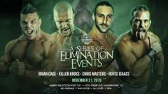 Bar Wrestling 48:A Series Of Elimination Events Results(11/21): Chris Masters, Kylie Rae & More