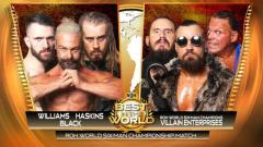 ROH Six-Man Tag Team Title Match Added To Best In The World, Updated Card
