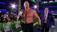 Brock Lesnar Squashes Ricochet In WWE Championship Match At Super ShowDown