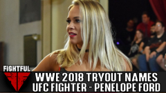 WWE Announces Tryout Participants: Penelope Ford, Floribama Shore Star, Former UFC Fighter Attend