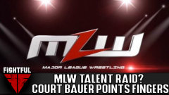 Court Bauer Says A Rival Promotion Attempted To Raid MLW