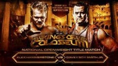 Davey Boy Smith Jr Faces Alex Hammerstone For National Openweight Title At MLW Kings Of Colosseum