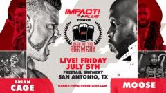 Three Matches Added To IMPACT Bash At The Brewery
