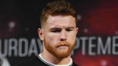 Canelo Alvarez Dominates Rocky Fielding, Wins WBA 'Regular' Super Middleweight Title
