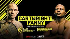 Cage Warriors 115 Results: Jack Cartwright Defends The Bantamweight Gold, Plus UFC Vet Craig White!