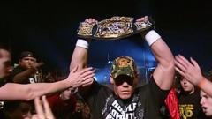 John Cena Talks His Meticulous Involvement In The Creation Of The Spinner WWE Championship Design