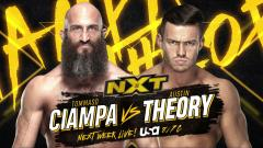 Tommaso Ciampa vs. Austin Theory, Finn Balor Appearance Set For 2/26 NXT