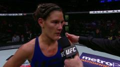 Cortney Casey vs. Priscila Cachoeira Off UFC Vegas 12 Due To Weight Cutting Issues