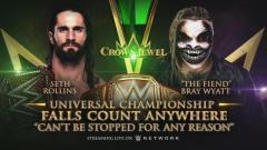 Crown Jewel Universal Title Bout Between Seth Rollins & The Fiend 'Can't Be Stopped For Any Reason'