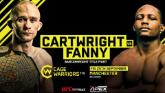 Cage Warriors 115 Weigh-In Results, 4 Fights Pulled From The Card