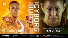 Bellator 238 Results: Cris Cyborg Makes Her Promotional Debut & The Featherweight Grand Prix Resumes