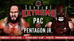 PAC vs. Pentagon Jr. Announced For 'TNT Extreme Wrestling's' Show On April 18th