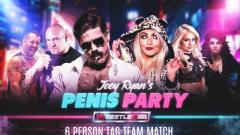 Exclusive: Joey Ryan Describes Being Approached And Consenting To Penis Party, Selecting Talent