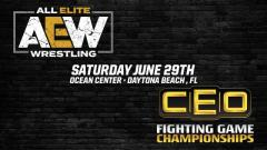 AEW Partners With CEO Gaming For June 29 Event