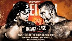 Johnny Impact Defending IMPACT World Championship Against Brian Cage At 'Rebellion'