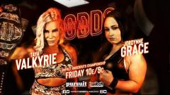 Taya Valkyrie Defends Knockouts Title, Killer Kross, More Set For This Week's IMPACT Wrestling