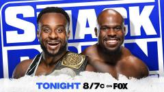 WWE Smackdown on FOX Results & Live Coverage for 1/22/21 WWE Intercontinental Championship Match