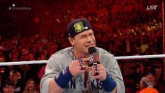 """John Cena, """"doctor de Thuganomics"""", aparece en WWE WrestleMania 35 y derrota a Elias"""