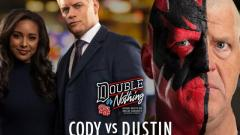 Dustin Rhodes To Challenge Cody At All Elite Wrestling's 'Double Or Nothing'