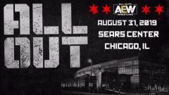 AEW Announces All Out For August 31 in Chicago