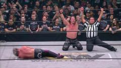 Chris Jericho Defeats Kenny Omega At AEW Double Or Nothing; Earns AEW World Title Shot