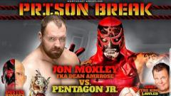 Jon Moxley vs. Pentagon Jr Announced For August 16 Northeast Wrestling Event