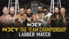 Fatal Four-Way Tag Team Ladder Match To Crown New NXT Tag Team Champions Set For TakeOver: XXV