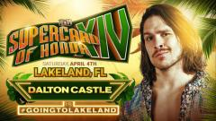 Dalton Castle Set For ROH Supercard Of Honor, Castle & Joe Hendry vs. Briscoes At Anniversary Show
