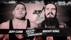 Jeff Cobb Faces Brody King On ROH Death Before Dishonor Pre-Show